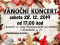 Vánoční koncert Třemšínských kvítek