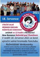 Valná hromada Fanclubu Rožmitálské Venkovanky