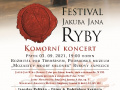 Pozvánka na Komorní koncert 3. září