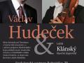 Koncert Václava Hudečka